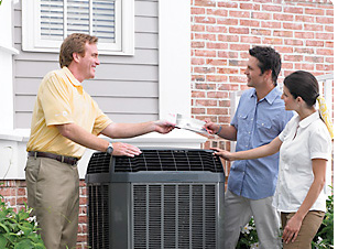 Big C and Sons AC Installation